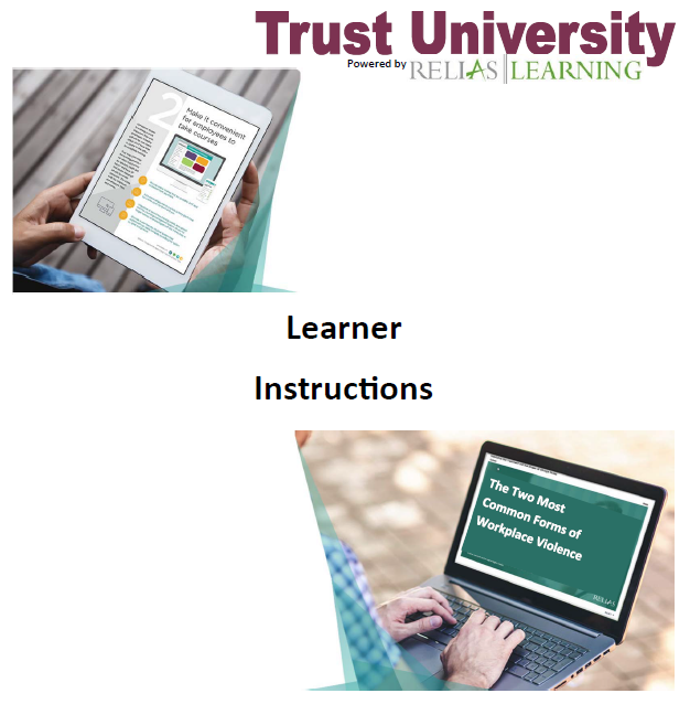 Learner Instructions